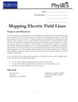 Mapping Electric Fields