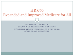 HR 676 - Physicians for a National Health Program