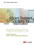 Orthodontic Perspectives Reprints- MBT™ System