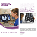 Radiologic Technology Program