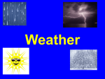 Weather - u.arizona.edu