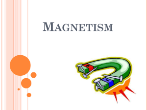 Magnet - ICT In Science