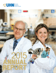 Princess Margaret Annual Report - 2015