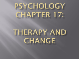 Psychology Chapter 19: Group Interaction