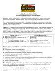Sudden Cardiac Arrest Information Sheet FAQs and