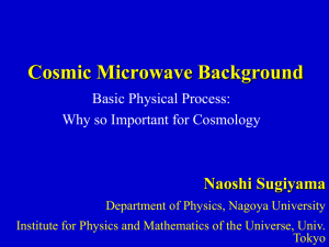 Cosmic Microwave Background Anisotropies: