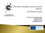 Presentation - The Centre for Cross Border Studies