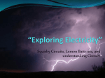 Exploring Electricity