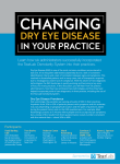 Changing Dry Eye Disease in Your Practice