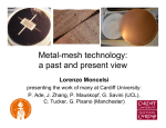Metal-mesh technology