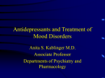 Mood Disorders - Association for Academic Psychiatry