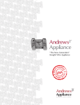 Andrews2™ Appliance - Henry Schein Orthodontics