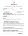 ORTHODONTIC TREATMENT FINANCIAL CONTRACT