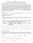 Financial and FDA Speaker Disclosure Form