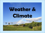 Climate Zones - River Mill Academy