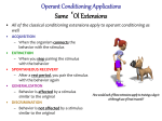 b_Operant Conditioning Applications - PV
