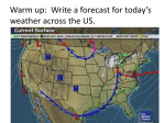 Weather words ppt remediation review