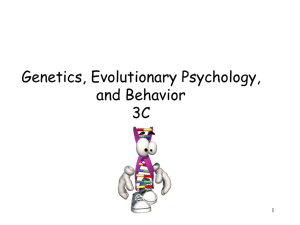 Genetics Powerpoint - teacher version 2012 no