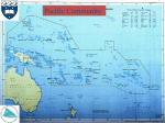 The South Pacific Region