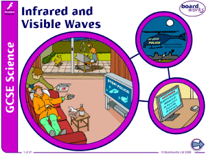 12. Infrared and Visible Waves