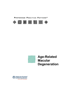 Age-Related Macular Degeneration PPP - 2015