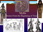 Mythology Power Point