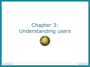 Chapter_3_ID2e_slides - Interaction Design
