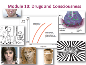 M10e Mod 10 Drugs and Consciousness
