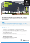HMRI Imaging Centre - University of Newcastle