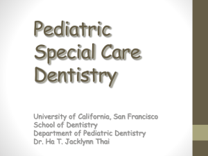 2016 Pediatric Special Care HRSA 02-28-17