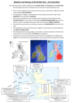 Weather and Climate of the British Isles – the Essentials!