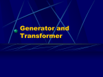 Generator and Transformer