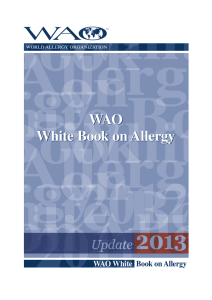 White Book on Allergy (2013)