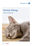Animal Allergy - Allergopharma