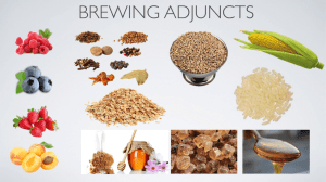 Brewing Adjuncts - Iredell Brewers United