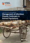 Management of Infectious disease outbreaks in animal populations