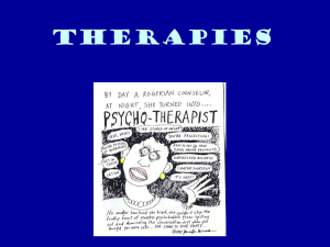 Therapies - Rowena T