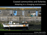 Fuelling the decline in UK fishing communities?