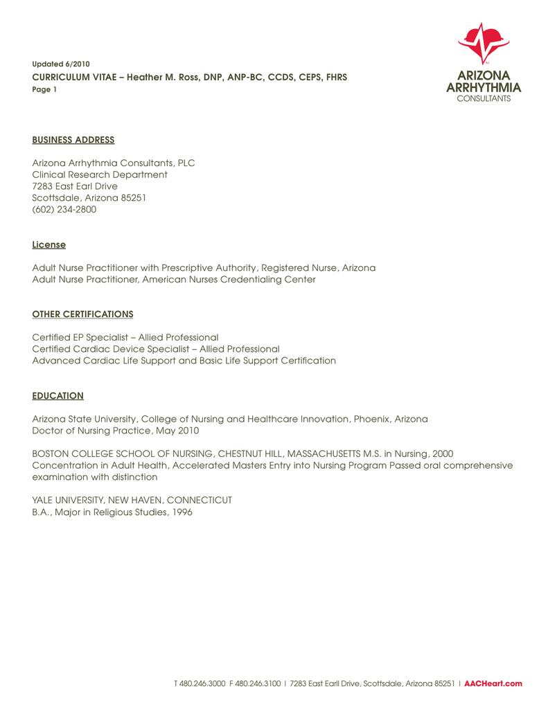 Arizona Arrhythmia Consultants