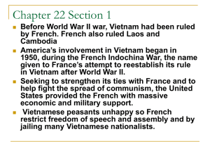 Chapter 22 Section 1