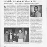 Middle Eastern Studies at IU