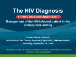 HIV Management in the Primary Care Setting