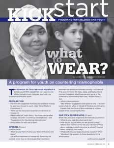 What to Wear? - The United Church of Canada