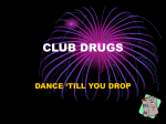 Club Drugs Quiz