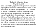 Battle at Palmito Ranch File