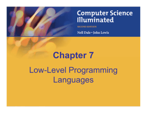 Chapter 7 - McMaster Computing and Software