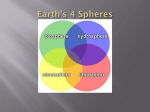 4 spheres and water cycle cornell