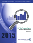 NHPCO`s Facts and Figures - National Hospice and Palliative Care