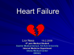 Heart Failure - Sheba Hungary Student