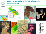 Limitations to the use of biodiversity information for decision making